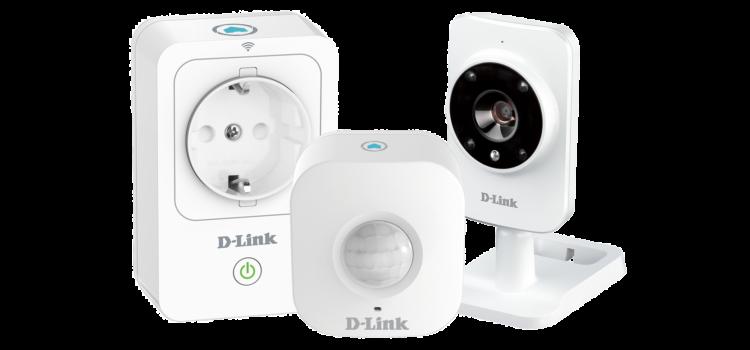 Voglia di domotica? Mai così semplice : D-Link DCH-100KT