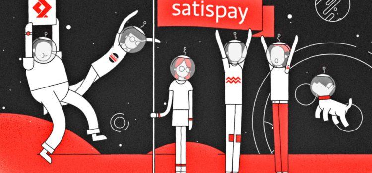 Satispay, l'app italiana che invia soldi con lo smartphone